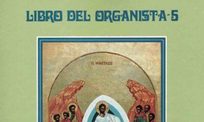 El Libro del Organista V – Pascua
