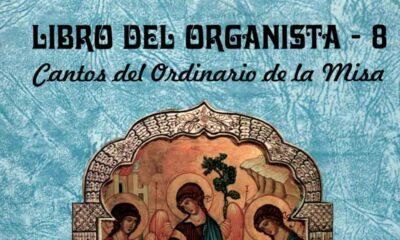 El Libro del Organista VIII – Ordinario de la Misa
