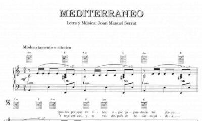 Mediterráneo (Joan Manuel Serrat)