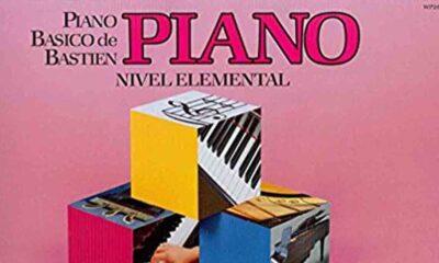 Método Bastien para Piano