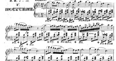 Nocturne op.9 de Chopin (No.1 y No.2)