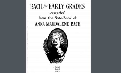 Bach For Early Grades (Libro I)